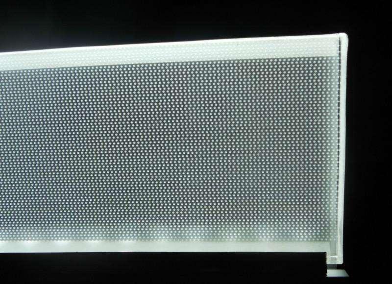 供应LED激光打点导光板 1