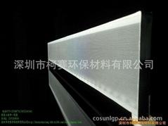 优良品质定制亚克力导光板