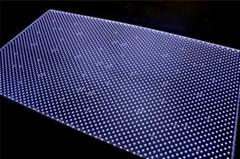 LED平板灯导光板