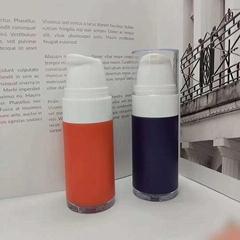 真空瓶20ml護膚精華乳液護膚瓶