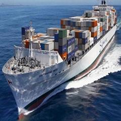 海运出口摩托车尾箱到菲律宾