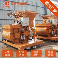 北京一台强制式混凝土搅拌机成本