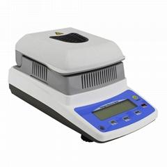 玻璃纤维含水率测定仪JFSFY-120A检测陶瓷砂子水分