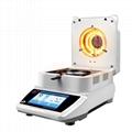 瓦楞紙板含水率測定儀JFMB12031檢測塑料水分含量 1