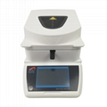 甦綸纖維含水率測定儀檢測橡膠塑料水分含量 3