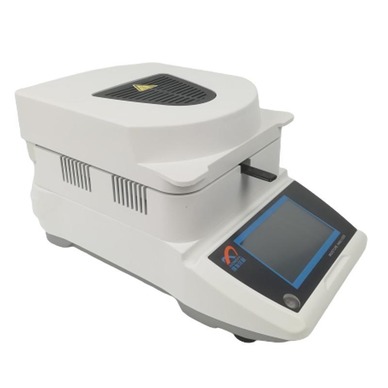 甦綸纖維含水率測定儀檢測橡膠塑料水分含量 4