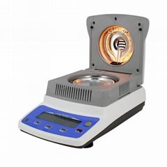电子称量式烘干法水分测定仪JFSFY-120B检测含水量