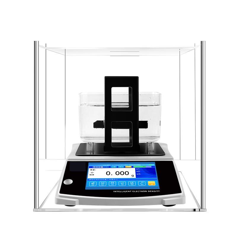 木塑復合材料密度測定儀XXF-12031S檢測橡膠塑料比重 2