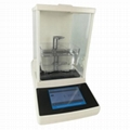 碳纖維密度測定儀快速檢測橡膠塑料比重 4