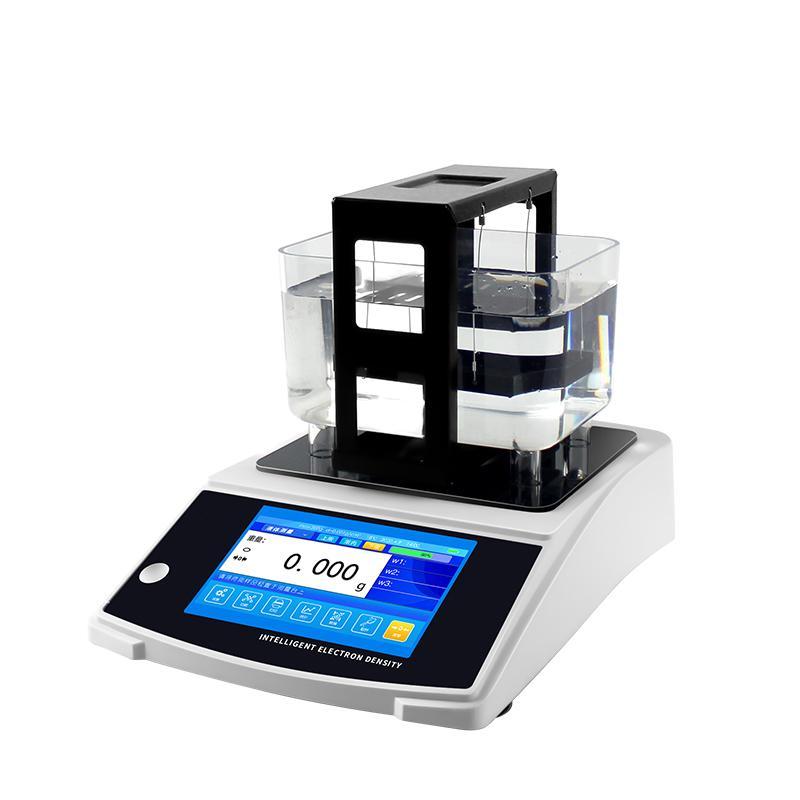 碳纖維密度測定儀快速檢測橡膠塑料比重 5