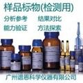 水中 CH3CO2- 質控樣品