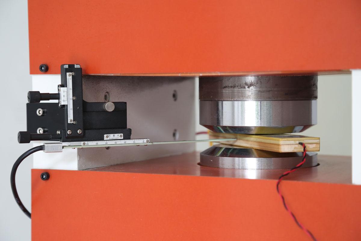 永磁材料自動測量裝置 2