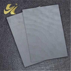 Multi-layer sintered metal mesh