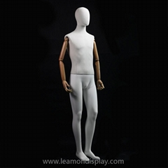 Wooden Arms Male Mannequin