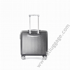 2020 factory price carry-on l   age hard shell valise abs pc trolley bag