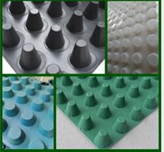 河北 廠家凹凸型塑料排水板蓄水板排水板土工布