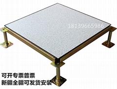 hpl三聚氰胺面抗防静电地板