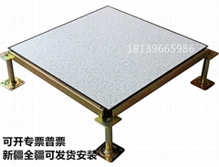 hpl三聚氰胺面抗防靜電地板