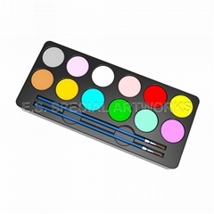 ES-PO-001 12 Customized Color and 2 Brushes Item NO: ES-PO-001