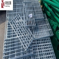 Hot dipped steel grating steel grating