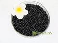 Manufacturer sell humic amino acid shiny granular/balls organic NPK fertilizer