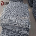 Anping galvanized PVC hexagonal gabion wire mesh Stone Cage gabion baskets