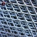 Decorative ga  anized iron expanded metal mesh diamond hole