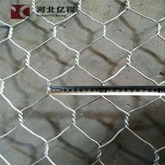 Good quality low carbon steel gabion mesh boxes