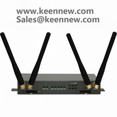 M2M IoT 4G LTE dual sim router gateway