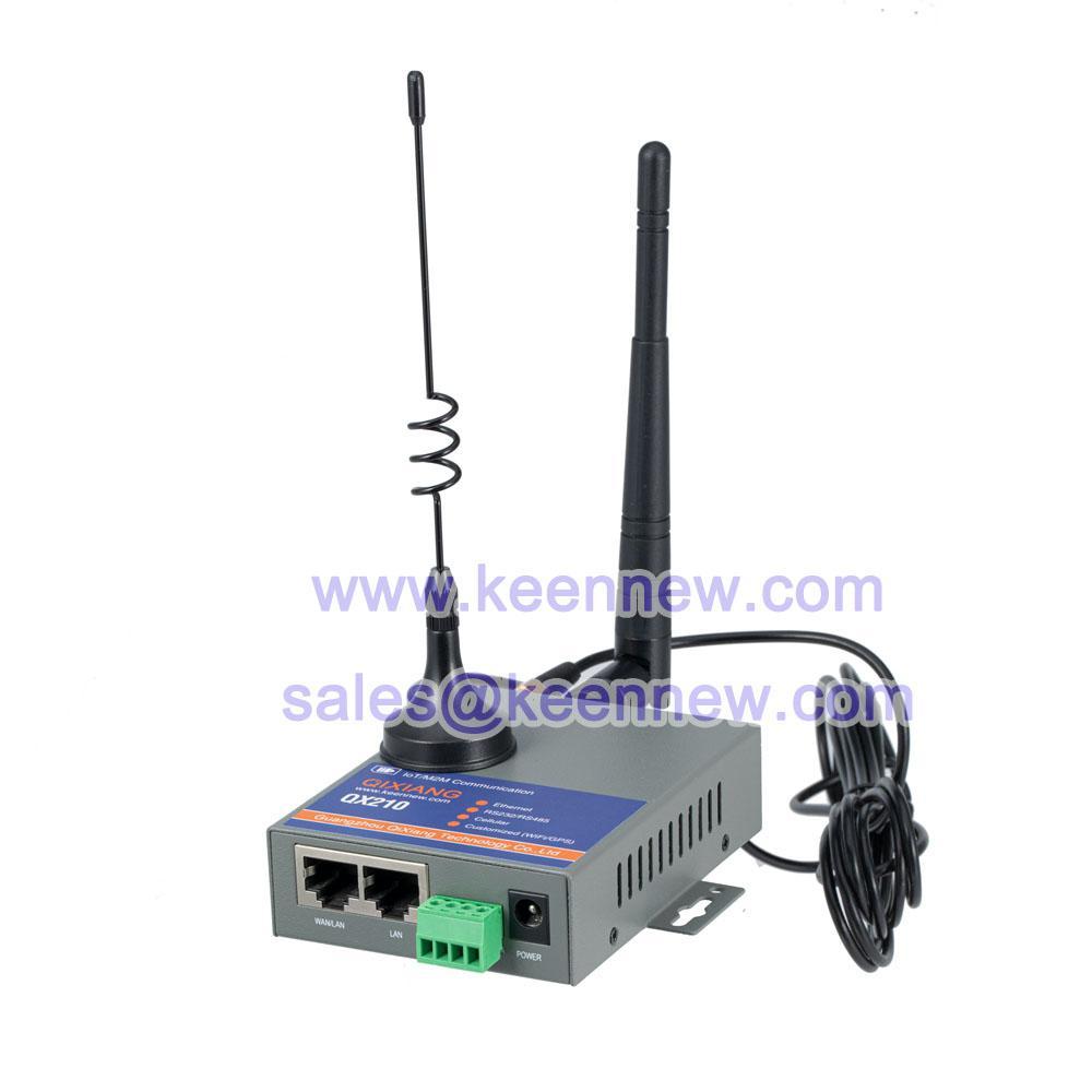 industrial 4G 3G Cellular wireless router modem for Vending Machine Kiosk 3