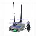 QX210 Industrial LTE 4G modem router with VPN PPTP L2TP IPSec OPENVPN N2N GRE 2