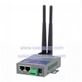 QX210 Industrial LTE 4G modem router with VPN PPTP L2TP IPSec OPENVPN N2N GRE 4