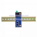Industrial 4g wireless modem router din rail mount 2 port Modbus RTU TCP 3