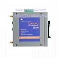 Industrial 4g wireless modem router din rail mount 2 port Modbus RTU TCP 5