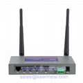 Industrial grade 4G cellular M2M router