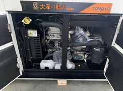 12千瓦柴油发电机