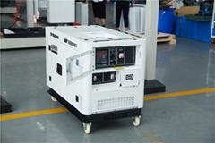 15千瓦静音柴油发电机