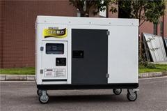 20千瓦静音柴油发电机