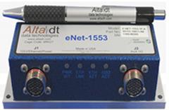 eNet-1553以太網轉換器