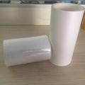 供應PET乳白色硅膠保護膜粘性