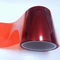 紅色PET聚酯薄膜中國紅雙面防