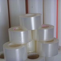 防塵防刮PE保護膜透氣網紋保護膜亞克力高光面板保護膜