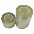 透明雙層防靜電硅膠保護膜雙面防