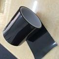 黑色PET黑色麦拉哑电池标签专