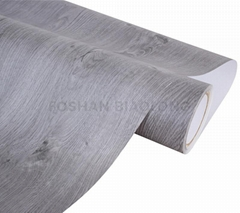 Good Price Wood Veneer PVC Film for Furniture Lamination