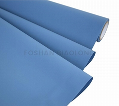 Anti-dust Soft Touch Plain Color Embossed Membrane Press PVC Vinyl Film