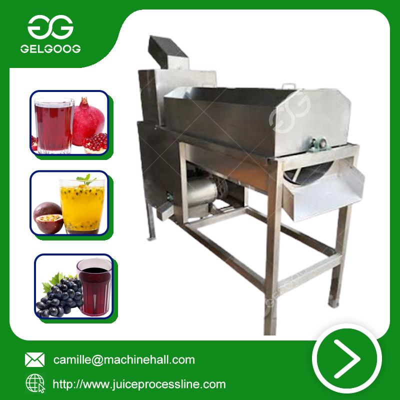 Passion fruit juicer commercial fresh juice making machine 1