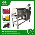 Passion fruit juicer commercial fresh juice making machine 2