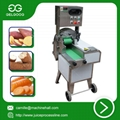Large inverter vegetable cutting machine