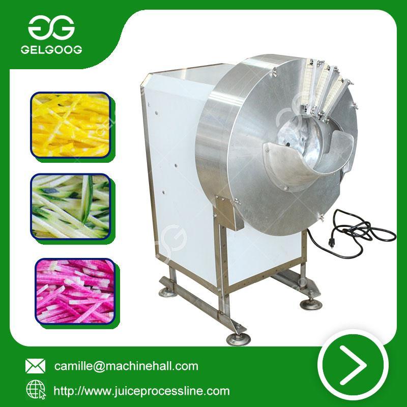 Vegetable cutting machine Shredded carrot vegetable cutter machine 1